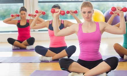$19 for Five Barre Fit Classes at Arden Hot Yoga ($75 Value)