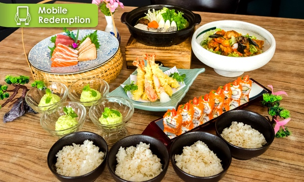 Go zen japanese western cuisine johor bahru groupon for Asian and western cuisine
