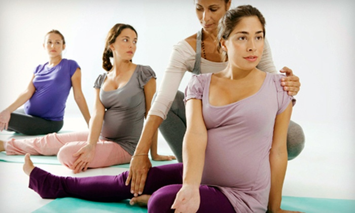 Perfect Hearts Yoga - The Village (Behind Alegria Cafe): 10 Prenatal or Mom-and-Baby Yoga Classes at Perfect Hearts Yoga (70% Off)