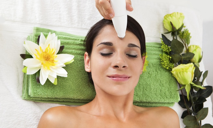 Four Season Spa and Boutique  - Four Season Spa and Boutique: Up to 55% Off Pumpkin Facials & Microderms from Four Season Spa and Boutique