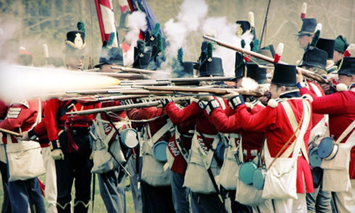Niagara Fun Tours - Multiple Locations: War of 1812 Tour for One or Two from Niagara Fun Tours (Up to 67% Off)