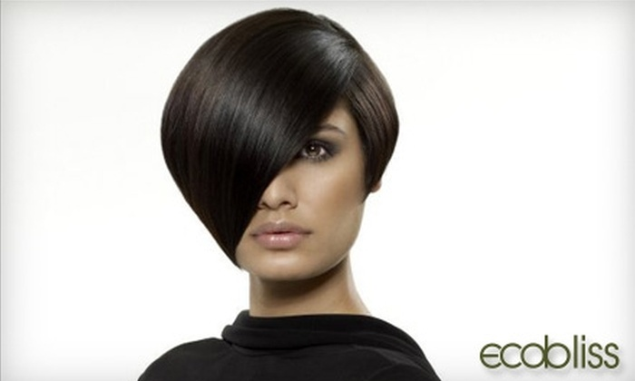 EcoBliss Salon and Spa - Crofton: $25 for $50 Worth of Eco-Friendly Services at EcoBliss Salon and Spa in Crofton