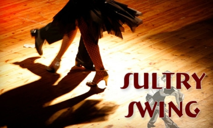Sultry Swing Dance Studio - Yacht Club Village: $30 for a Private Dance Lesson at Sultry Swing Dance Studio ($75 Value)