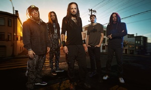 Korn & Breaking Benjamin: Nocturnal Underground Tour with Motionless in White & Silver Snakes: Korn & Breaking Benjamin: Nocturnal Underground Tour with Motionless in White & Silver Snakes on October 11 at 6 p.m.