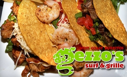 $15 Groupon to Gezzo's Surf & Grille - Gezzo's Surf & Grille in McDonough