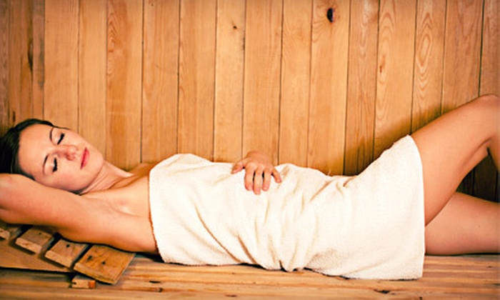 Spa Beca - Ridgeland: Private Far-Infrared-Dome-Sauna Sessions at Spa Beca in Ridgeland (Up to 55% Off). Three Options Available.