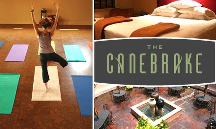 The Canebrake - Wagoner: $30 for Six Yoga Classes at The Canebrake in Wagoner ($60 Value)