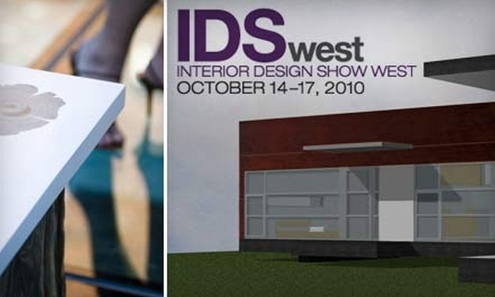 Interior Design Show West - Downtown Vancouver: $15 for Two One-Day Admissions to Interior Design Show West (Up to $30 Value)