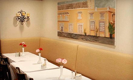 La Pequena Colombia: $15 Groupon toward Lunch - La Pequena Colombia  in Jackson Heights
