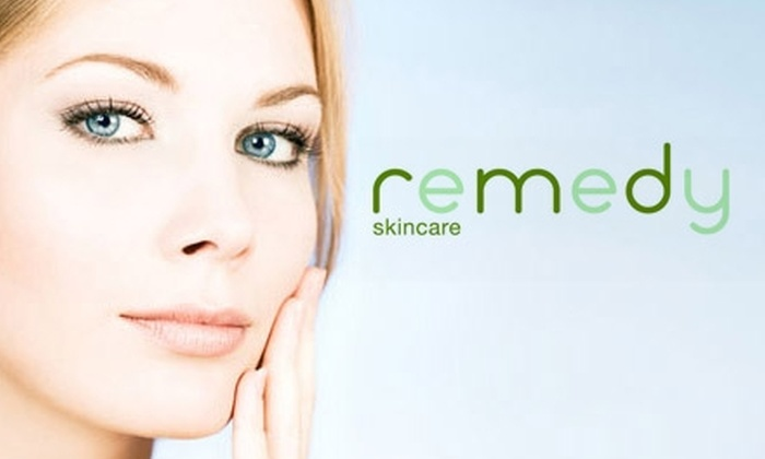 Remedy Skincare - Downtown: $30 for a Remedy Organic Facial at Remedy Skincare ($60 Value)