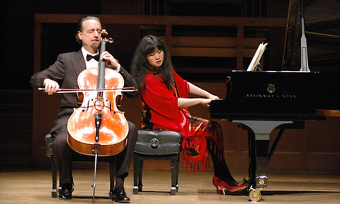 Harris Theater - Central Chicago: Three Chamber-Music Outings at Harris Theater (Up to 67% Off). Three Seating Options Available.