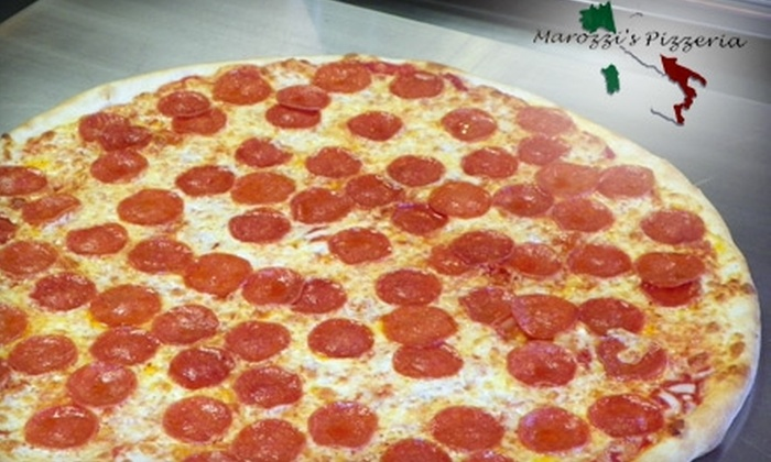 Marozzi's Pizzeria - High Point: $9 for $20 Worth of Italian Fare at Marozzi's Pizzeria in High Point