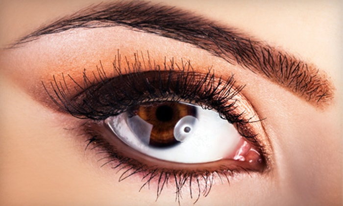 Saylah Threading and Day Spa - Midtown: One or Five Eyebrow Threading or Waxing Sessions at Saylah Threading and Day Spa