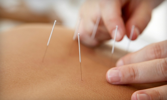 Serenity Spa and Natural Health Clinic - New Tacoma: Acupuncture and Massage or Sugar-Scrub Package at Serenity Spa and Natural Health Clinic in Tacoma