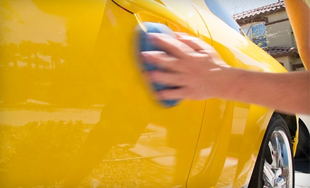 Deluxe Wash for a Car (a $30 value) - Automotive Emporium in Honolulu