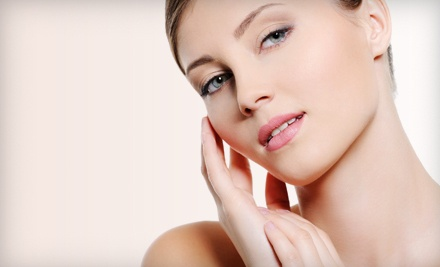 Full Facial IPL Treatment w/ Sun- and Age-Spot Treatment  - Skin Laser & Day Spa in Lambertville
