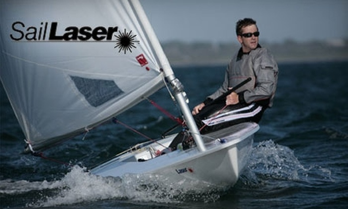 SailLaser - Northeast Coconut Grove: 51% Off Sailing at SailLaser. Choose from Two Options.