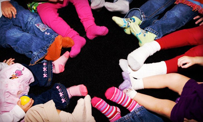 Amaya Papaya - Casselberry: Kids' Open-Play Visit or Summer Membership with Unlimited Visits at Amaya Papaya in Casselberry (Half Off)