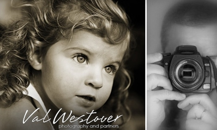 Val Westover Photography - Great Uptown: $50 for a 4-Hour Photography Workshop ($250 Value)