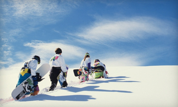 Satellite Board Shop - Boulder: Ski or Snowboard Wax and Edge Sharpening or Full Tune-Up at Satellite Board Shop in Boulder (Half Off)
