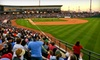 Corpus Christi Hooks - Corpus Christi: $15 for a Two-Ticket Package to Corpus Christi Hooks Baseball Game (Up to $38 Value). Two Dates Available.