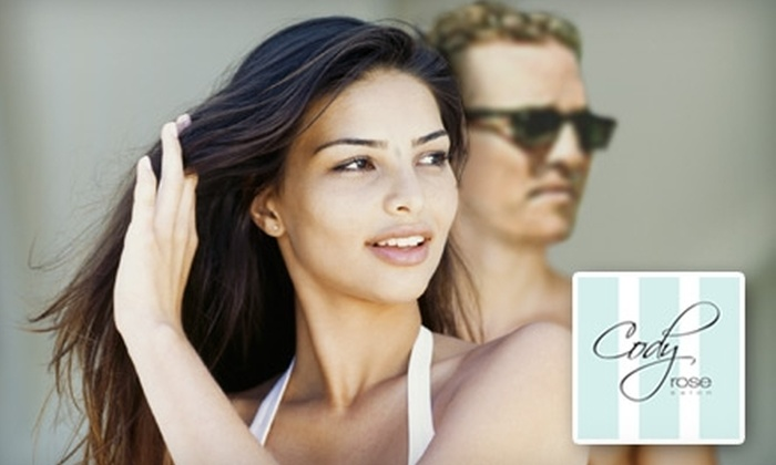 CodyRose Salon - Irvine Business Complex: $99 for a Coppola Keratin Hair Smoothing Treatment at CodyRose Salon in Irvine (Up to $500 Value)