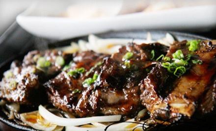 $30 Groupon for 2 or More - Josun Korean Grill in Portland