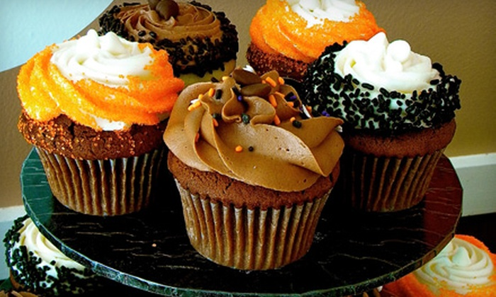 The Cupcake Shoppe - Central City: $10 for $20 Worth of Cupcakes at The Cupcake Shoppe