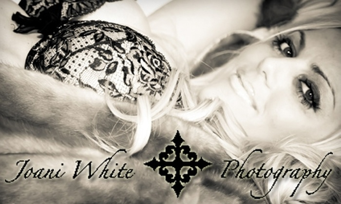 Joani White Photography - University Park: Intimate Portrait Session at Joani White Photography. Choose from Three Options.
