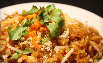 $20 Groupon to Basil Restaurant - Basil Restaurant in Columbus