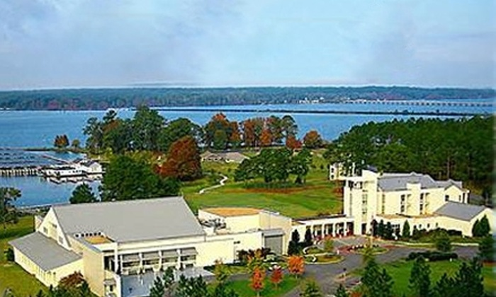 Lake Blackshear Resort and Golf Club - Cordele: $125 for One-Night Stay, Breakfast, and Two Activities at Lake Blackshear Resort and Golf Club (Up to $314 Value)