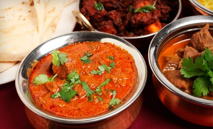 Prix Fixe Meal for Two or $30 Groupon - Darbar Indian Cuisine in Lake Mary