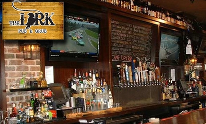 The Lark - East Northport: $15 for $30 Worth of Pub Fare and Drinks at The Lark in East Northport