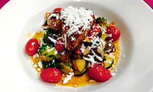 Tuscany Bistro: Italian Bistro Dinner or Sunday Brunch at Tuscany Bistro (Up to 40% Off). Three Options Available.