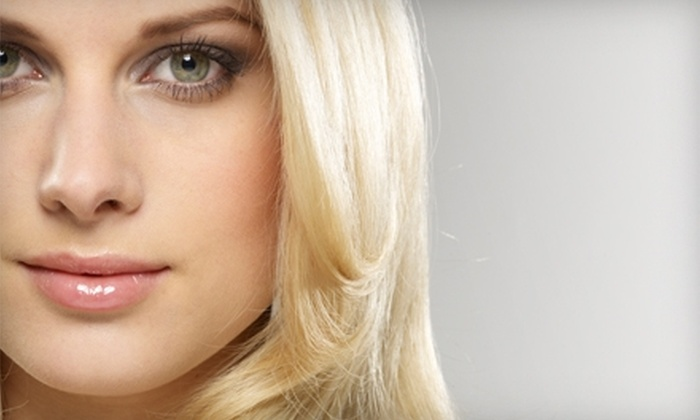 Charleston Eyeworx - Multiple Locations: $80 for Two Glycolic Peels and an Aesthetic Consultation at Charleston Eyeworx ($260 Value)