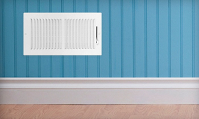 Max-Air - Ottawa: Cleaning for Up to 10 Air-Duct Vents with Option for Furnace Cleaning from Max-Air (Up to 67% Off)