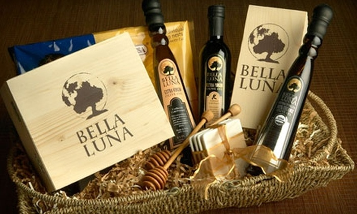 Bella Luna Foods: $10 for $20 Worth of Olive Oil and More from Bella Luna Foods