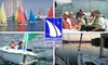 Downtown Sailing Center - Riverside: $120 for a Crew-Level Membership to the Downtown Sailing Center ($245 Value)