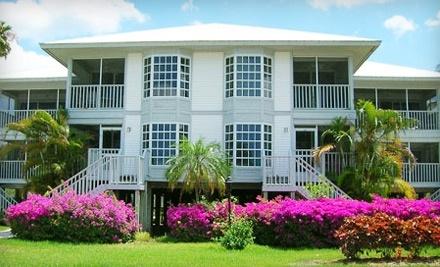 Palm Island Resort: 1-Night 1-Bedroom Villa Package - Palm Island Resort in Cape Haze