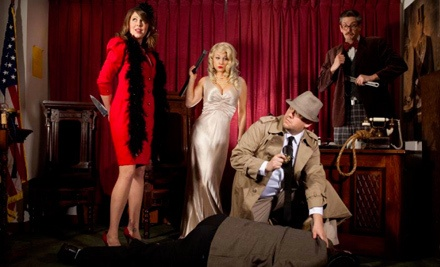 2-Hour Murder-Mystery Dinner for 1 (a $55 value) - The Murder Mystery Company at Brann's Sizzling Steaks & Sports Grille in Grand Rapids