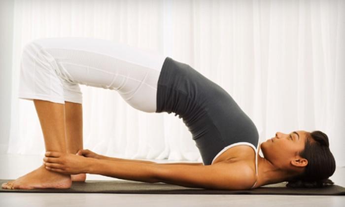 Yoga on the Rocks - North Scottsdale: 10, 15, or 20 Yoga Classes at Yoga on the Rocks in Scottsdale (Up to 77% Off)