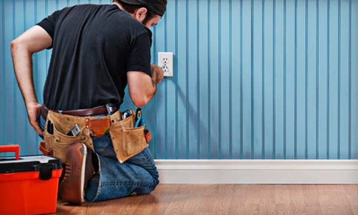 B.E. Solutions - Grantham: $28 for Two Hours of Residential Electrical Work from B.E. Solutions ($150 value)