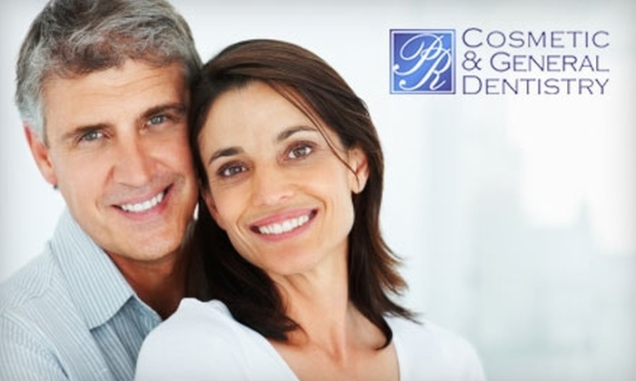 PR Cosmetic and General Dentistry - Multiple Locations: $179 For Zoom! Teeth Whitening from PR Cosmetic & General Dentistry ($600 Value)