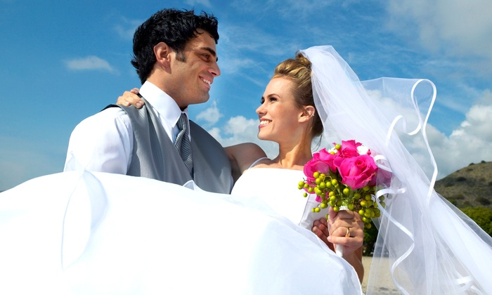 DrogersPhotography - Matteson: Three or Six Hours of Wedding Photography from DrogersPhotography (Up to 51% Off)