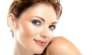 Sky Skin Center: One, Two, or Four Fractional Laser Treatments for the Full Face at Sky Skin Center (Up to 66% Off)