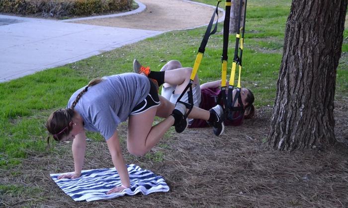 Workout Villa - Chula Vista: Six Personal Training Sessions at Workout Villa (65% Off)