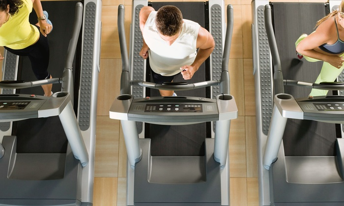Meadow Mill Athletic Club - Woodberry/Hampden: $19 for a One-Month Membership to Meadow Mill Athletic Club ($75 Value)