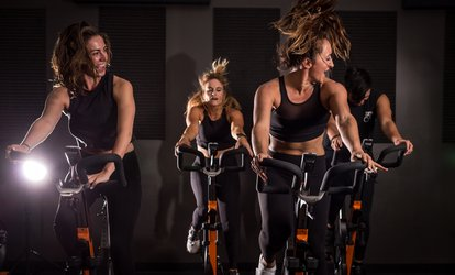 Up to 64% Off Spin Classes at Rush Cycle
