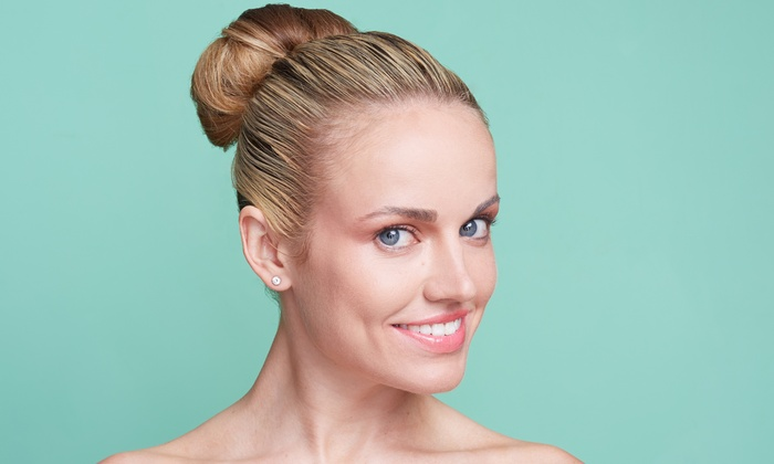 Aqua Salon and Spa - Salem Neck: $69 for One DermaSound Ultra Sonic Facial at Aqua Salon and Spa ($145 Value)