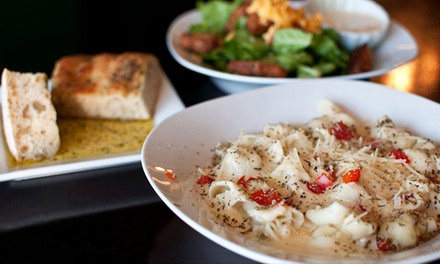 Italian and Deli Food for Dinner for Two or Four or Lunch for Two at Relish (Up to 42% Off)